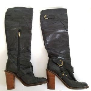Boutique 9 size 8 btcharissa knee length boots